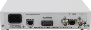 FC1000 Convertissuer Fibre