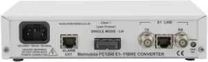 FC1200 Convertissuer Fibre