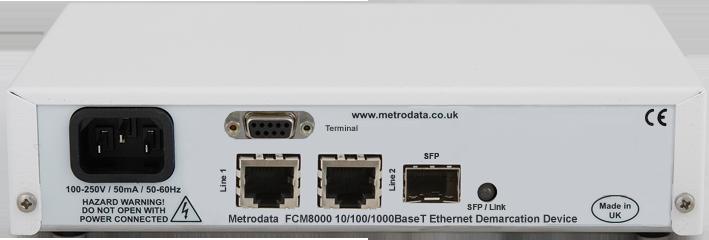 MetroCONNECT FCM8000